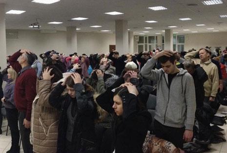 Служение в Молдавии 10 января