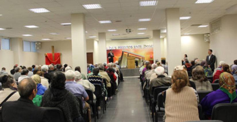 Пасхальная Конференция в Кишиневе