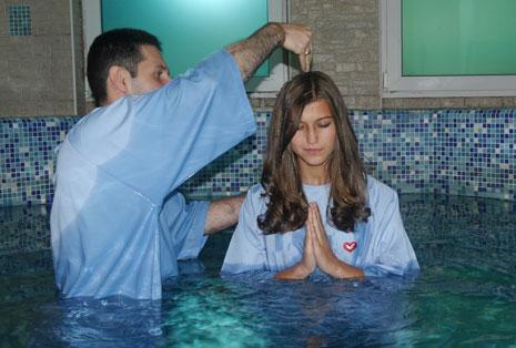 Крещение в воде, крещение Святым Духом и огнем, в чем разница?